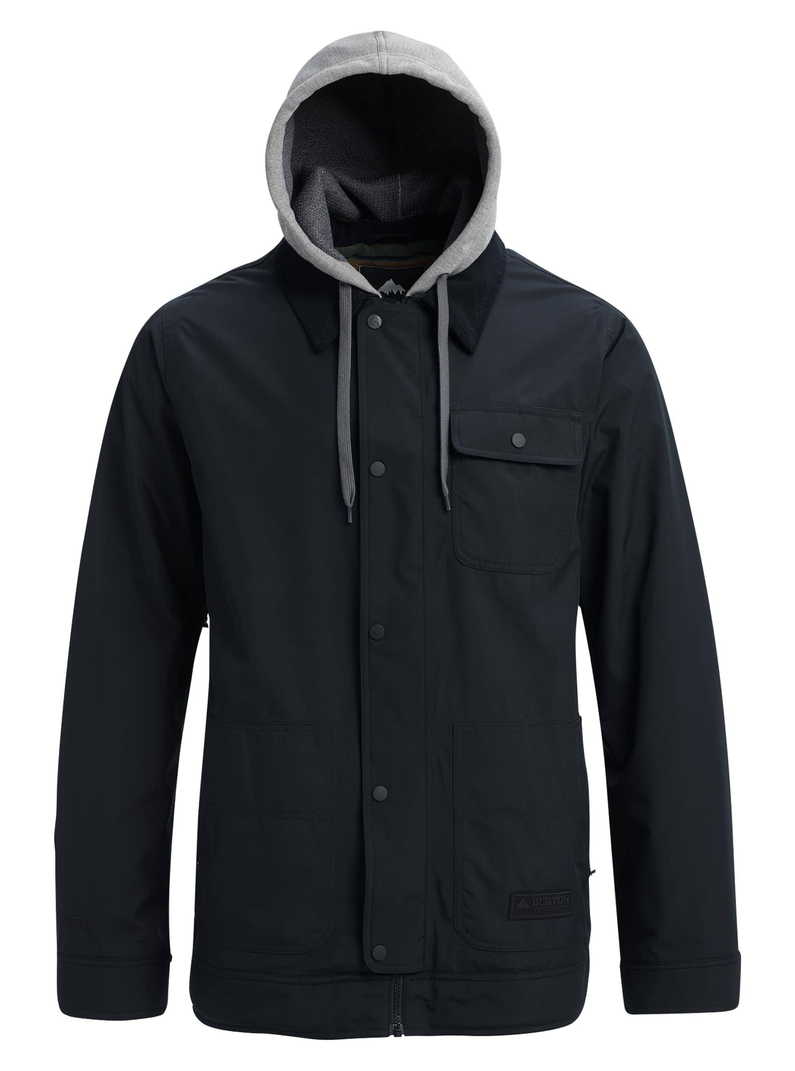 tex Herren Gore Jacket Burton Black Dunmore 20550100001s True Small qaPA7nw5