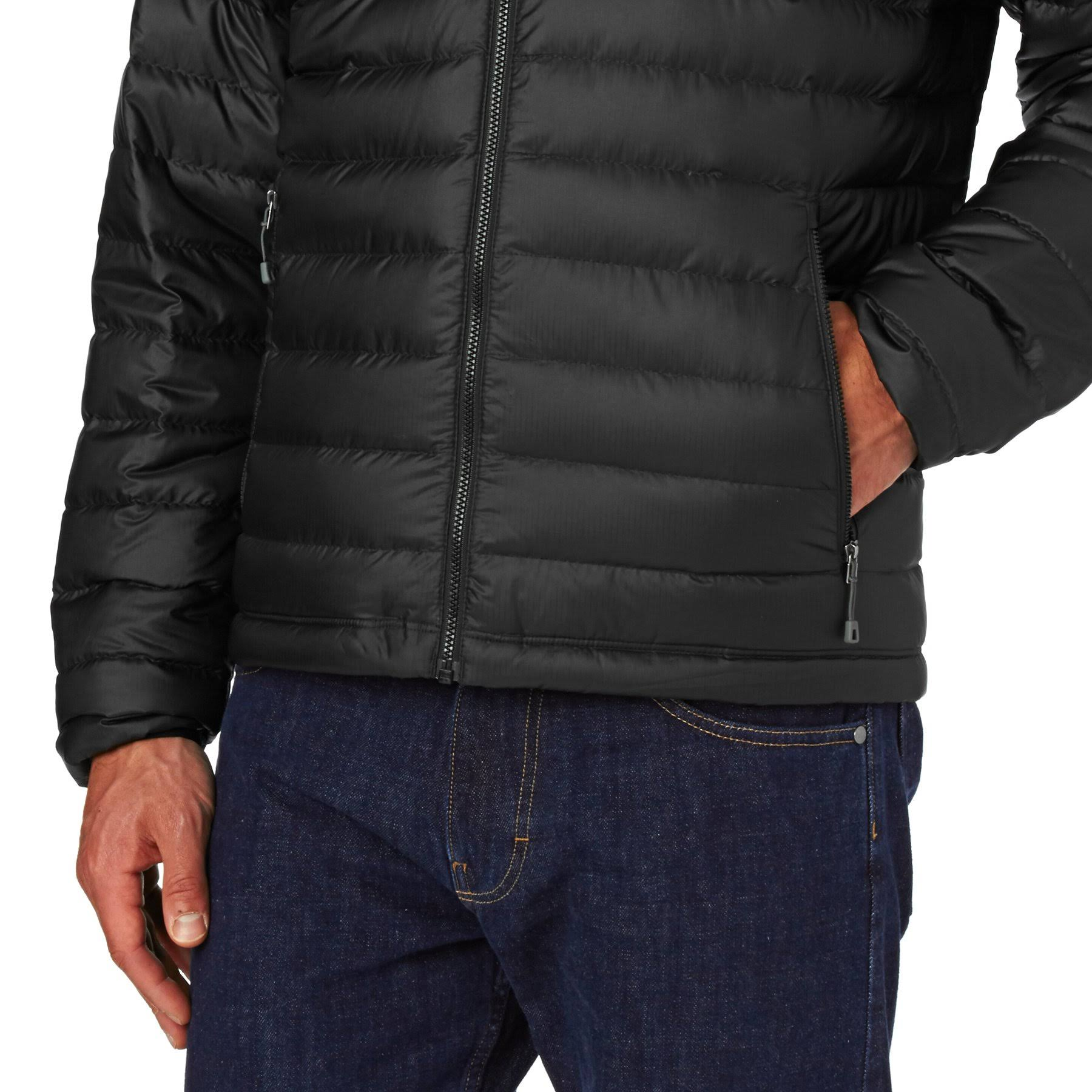 Jacket Down Patagonia S Sweater Black qFafaw7x
