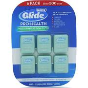 Glide Pro-Health Clean Mint Floss, 6-Pack - Sale Price Limit 2