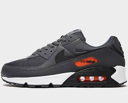 Nike Air Max 90 - Iron Grey - Trainers