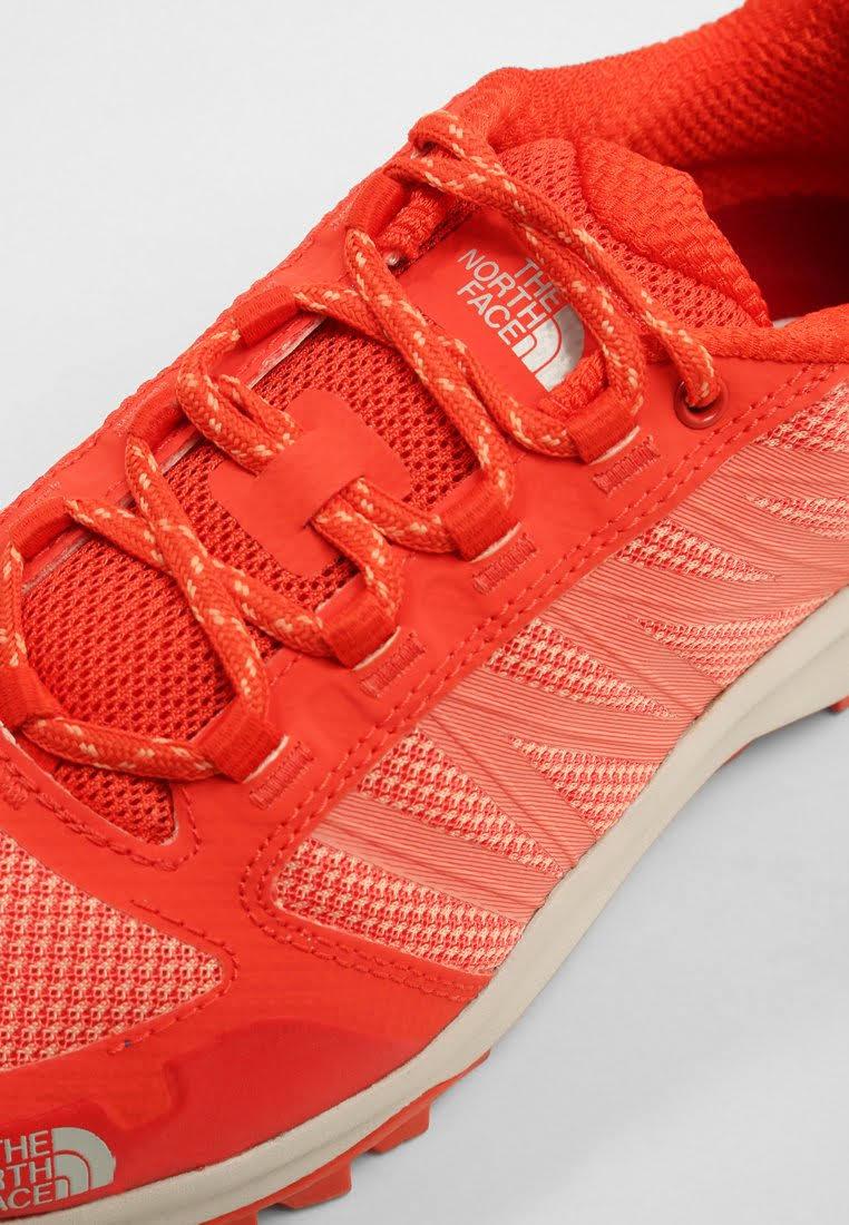 36 Damen Litewave Face Fastpack amp; The Eu North feuer Wanderhalbschuhe Orange Rot Ziegelrot Trekking Blume wüste Orange gESwR6
