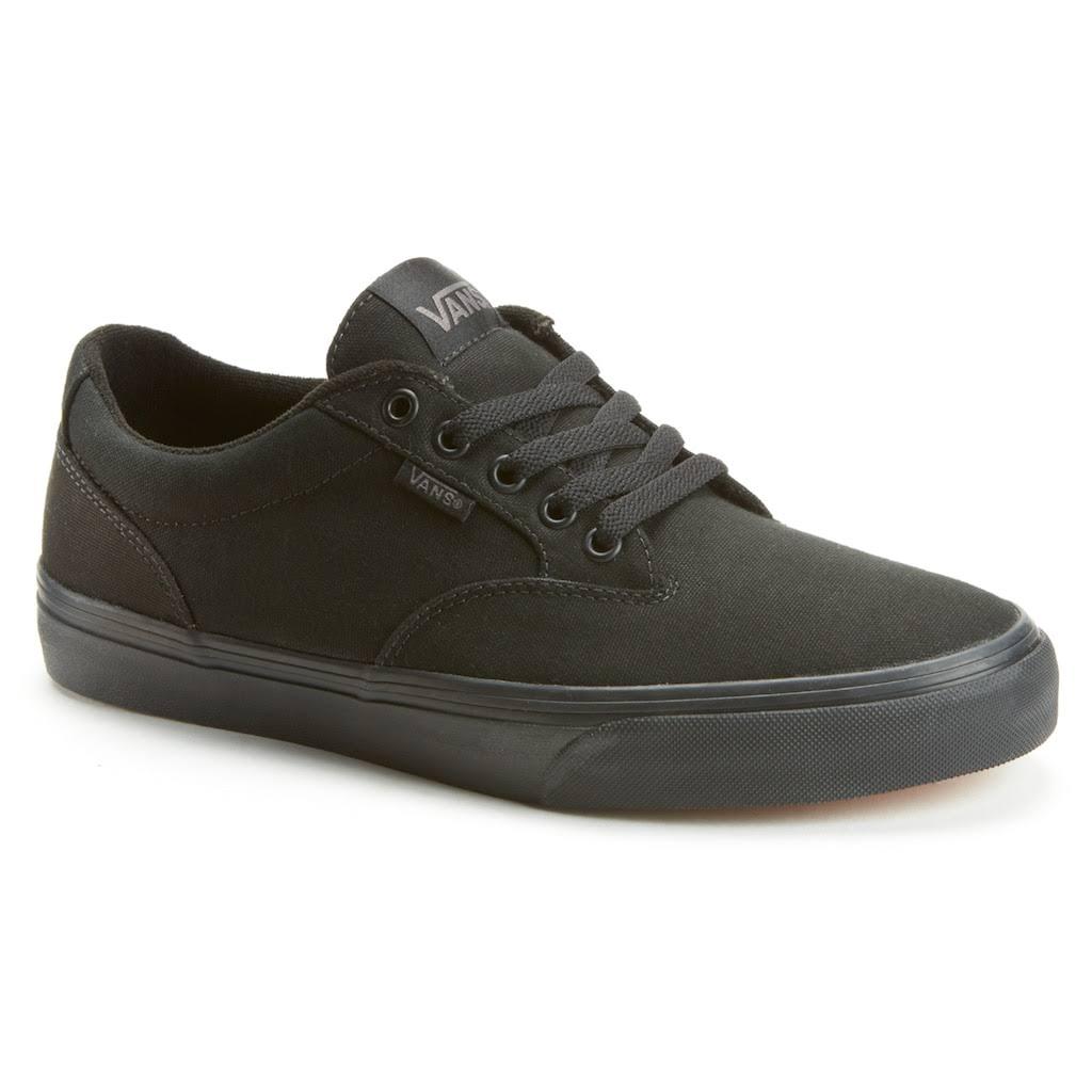 Winston Vans Shoe Size Mens Black 5 10 4w1Hqdxw
