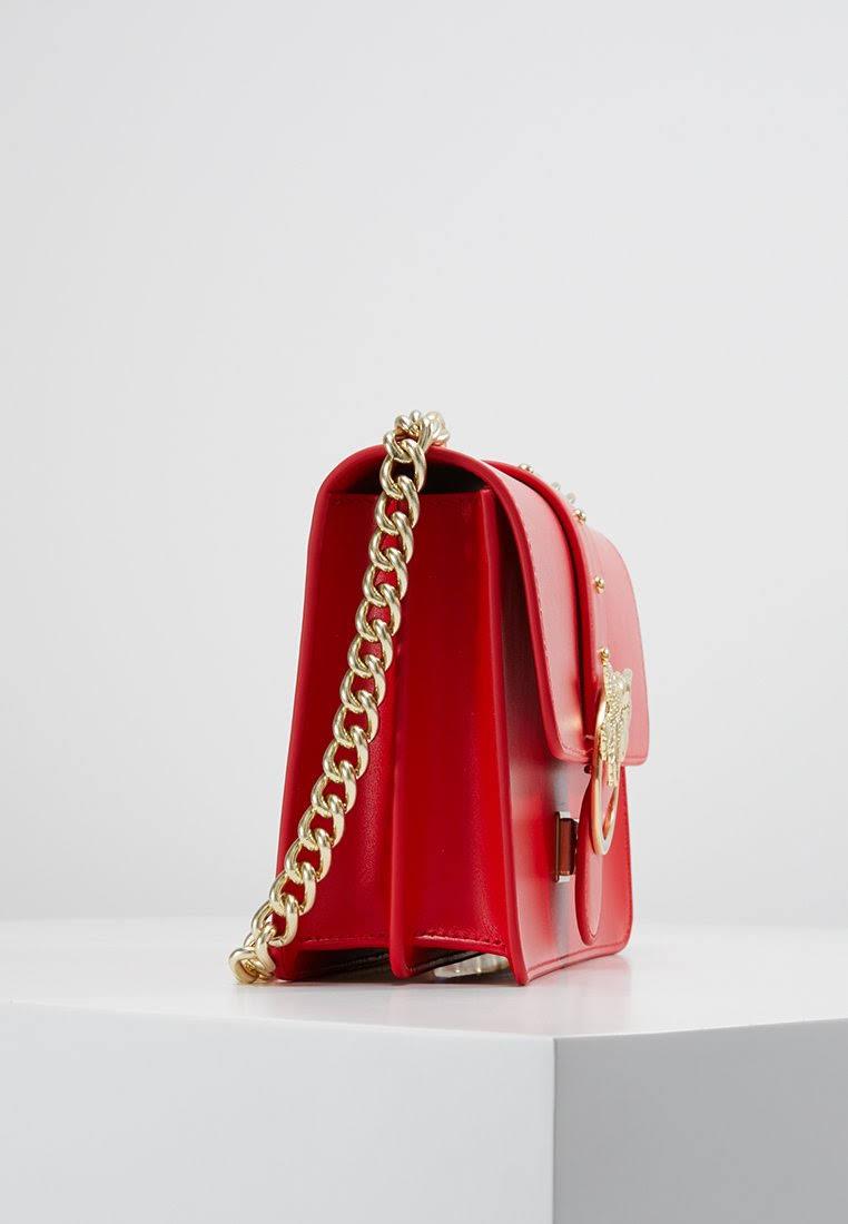 Shoulder Body unicaRosso Love Across Simply Pinko Bag RossoDonnaTagliaTaglia 7gb6fyvY