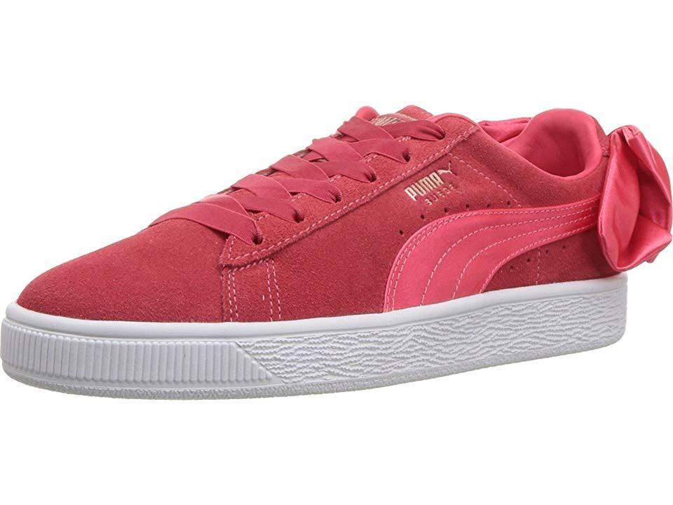 Sneakers Paradise Puma De Con Deporte Rosa Para Lazo Zapatillas Ante Niños Pqd5Rn5w