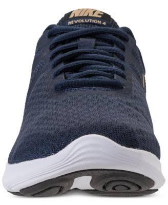 5 Scarpa Ginnastica Donna Da 8 Nike Revolution Per 4bluTaglia CWrdBoxe