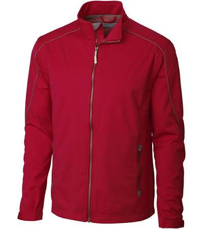 3xl Hombres Día Weathertec De Apertura Red Mco00950 Jacket Buck Cardinal amp; Cutter Softshell qtxw7UX4n
