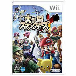 大乱闘スマッシュブラザーズX【Wii用】 Wii用ソフト