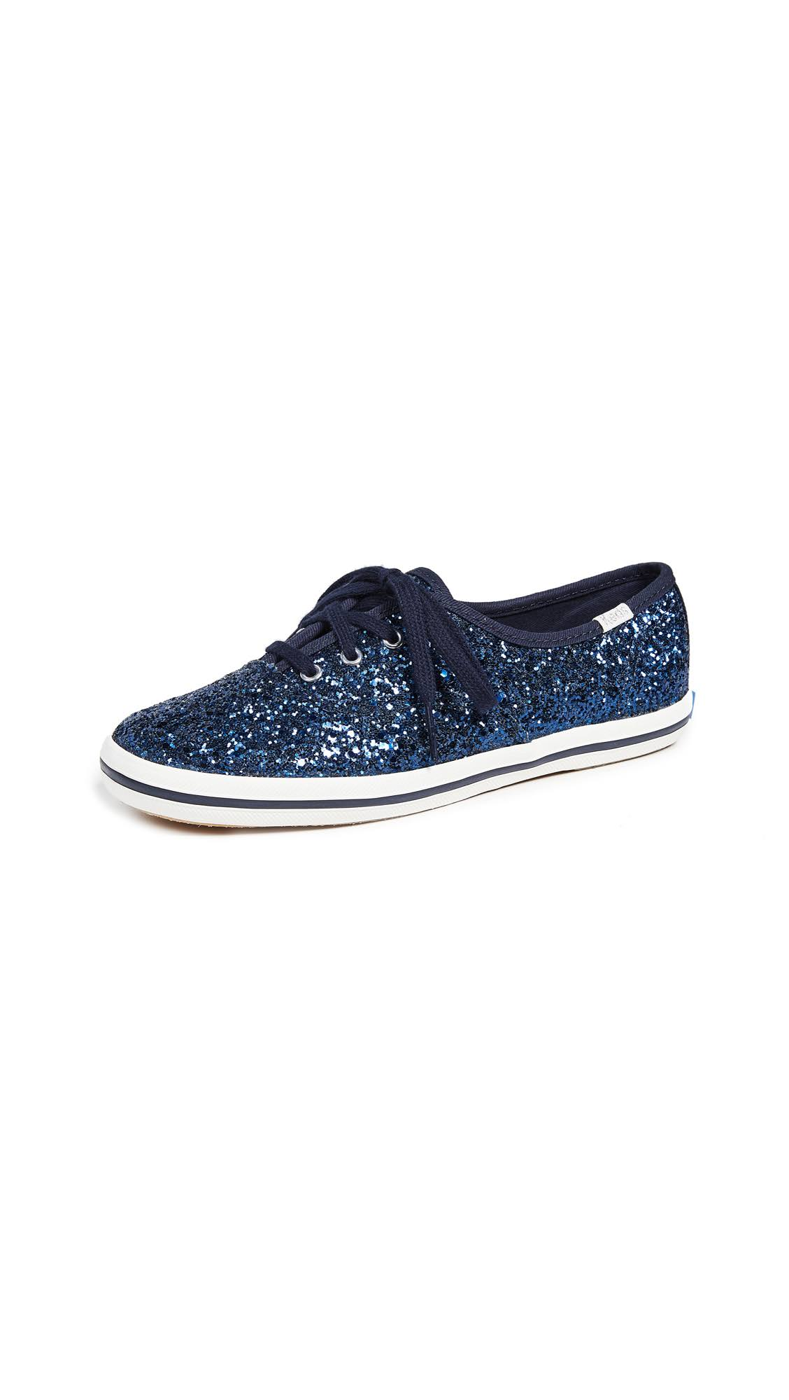 X Keds 5 Spade Champion Kate Navy Sneakers tsdhrxQC