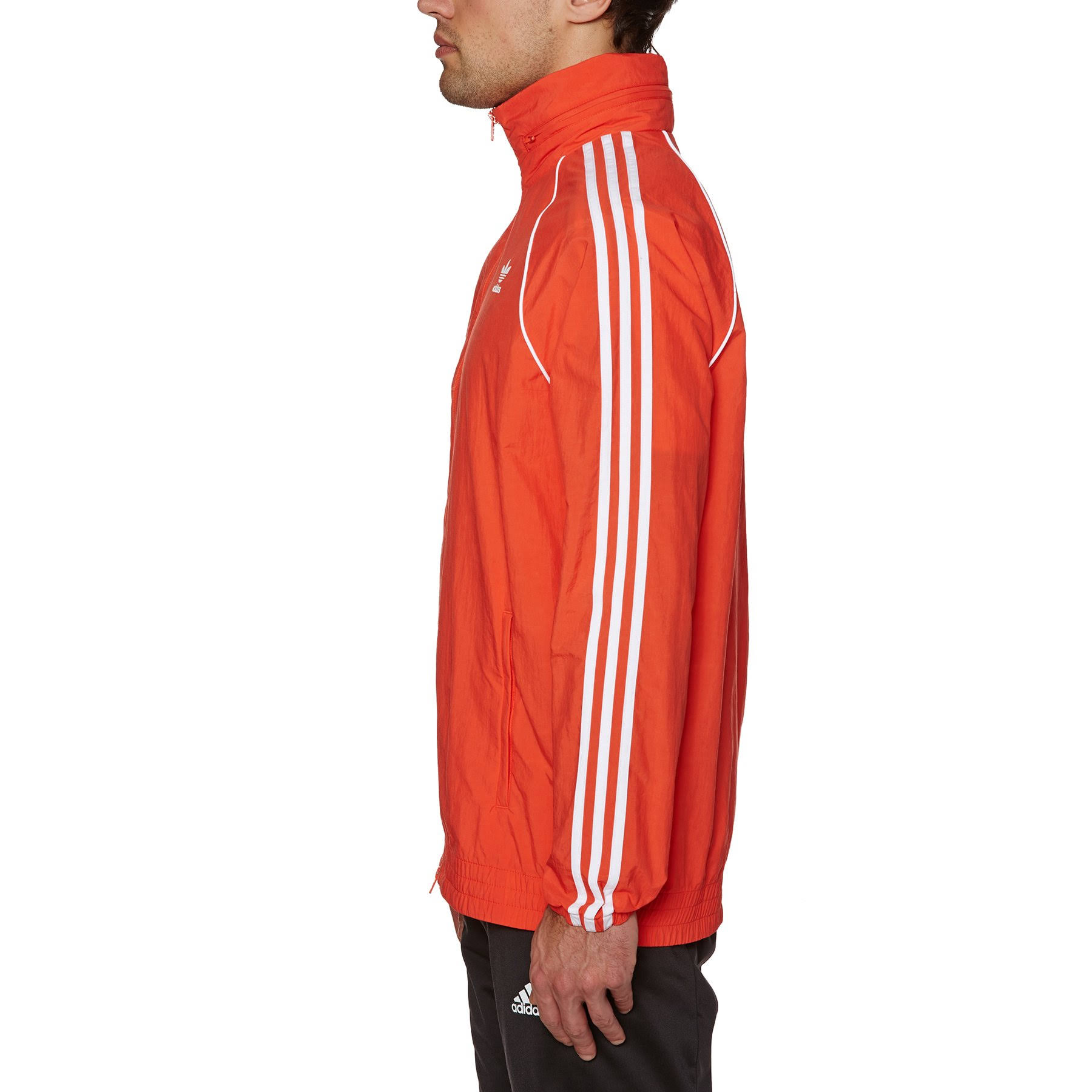 Rot Windbreaker Originals Orange Superstar Adidas ntUwq0YSx1