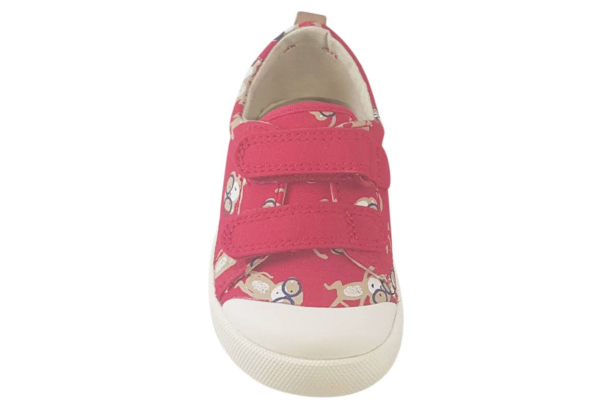 High Combi Clarks Col Halcy 26132550 G Kinderen Red m8vNO0wn