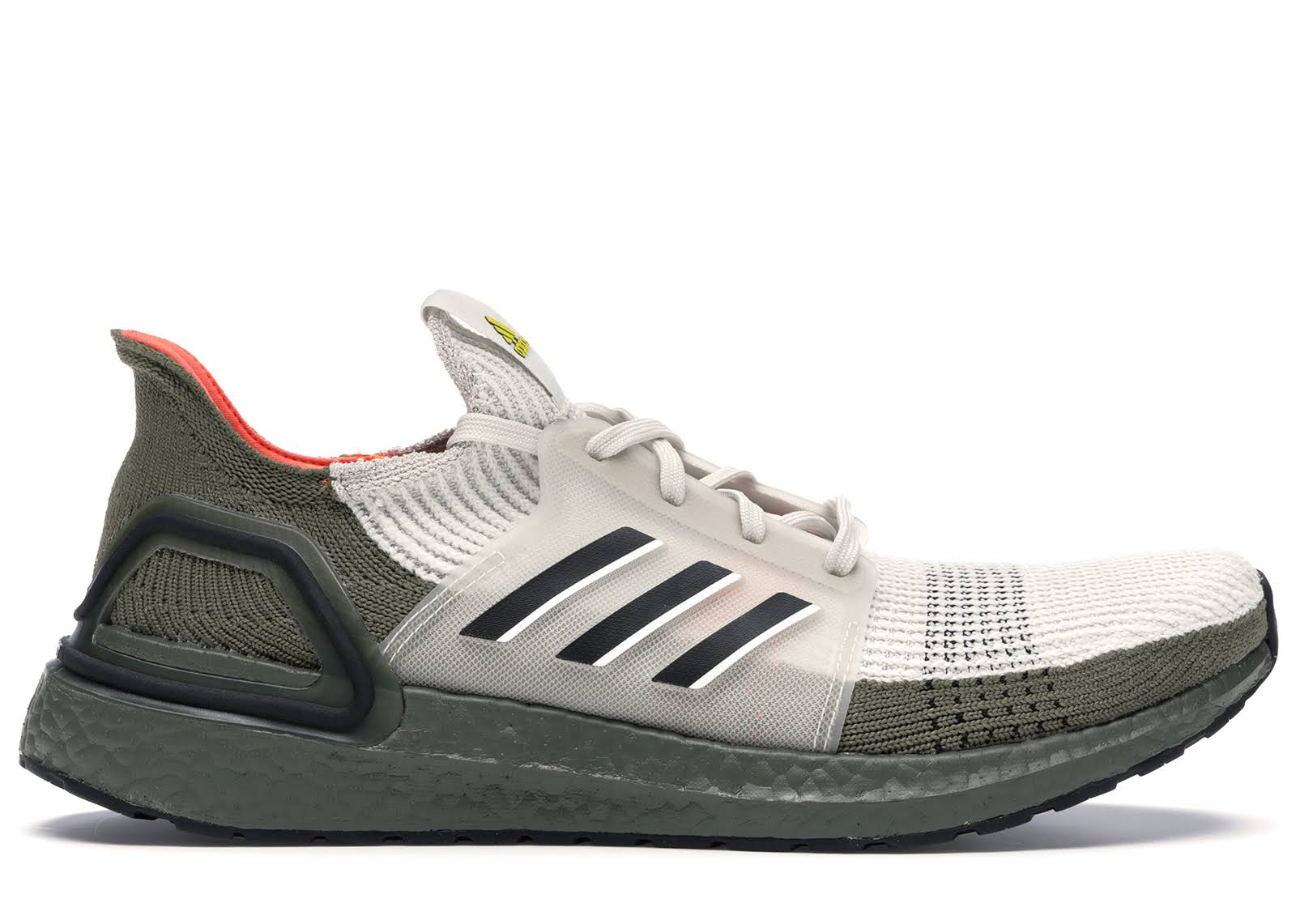 adidas Ultra Boost 19 Olive Beige