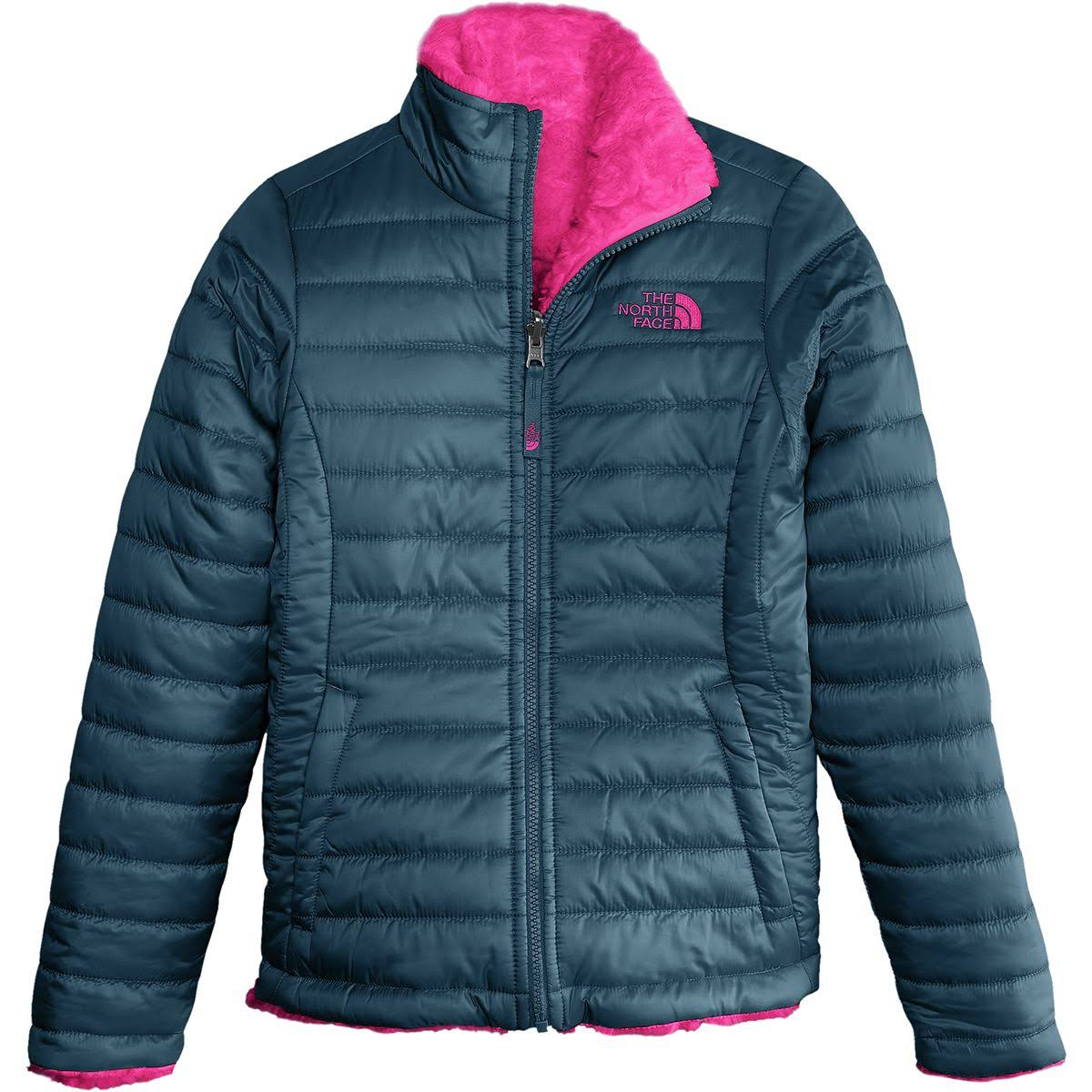 Blue Swirl Mossbud North Xxs Face Reversible Die jacke Wing Teal The Girl Von fqzO4wx