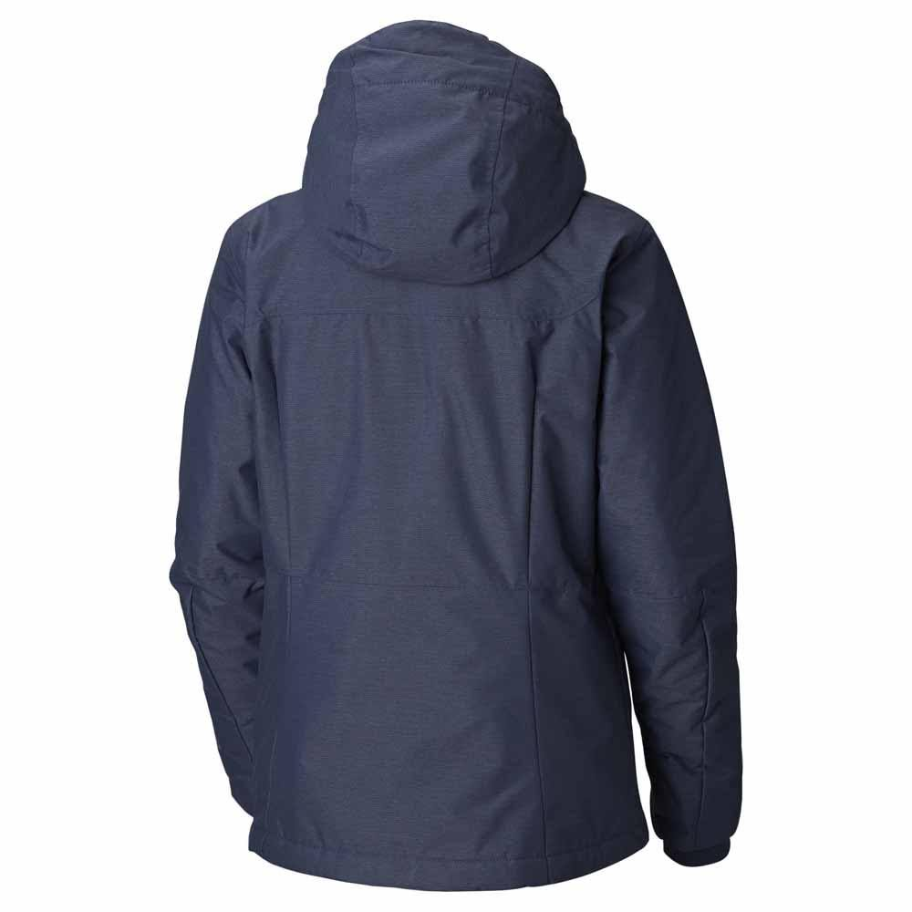 Nocturnal Columbia Heat Omni Pequeña Alpine Para Chaqueta Action Mujer Xw1R1q