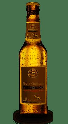 Gold Ochsen Weizenbock