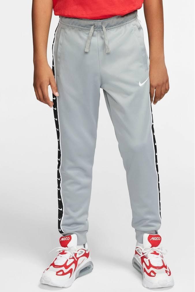 Nike Sportswear Swoosh Older Kids' Joggers - Grey