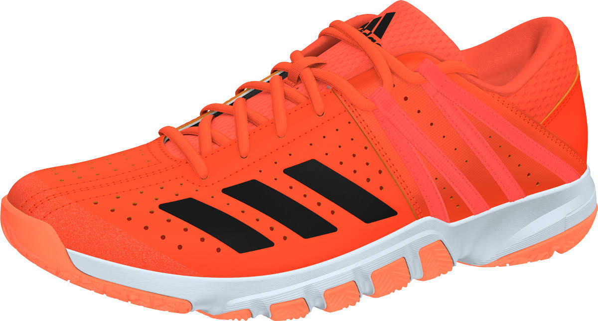 Junior adidas court stabil indoor shoes