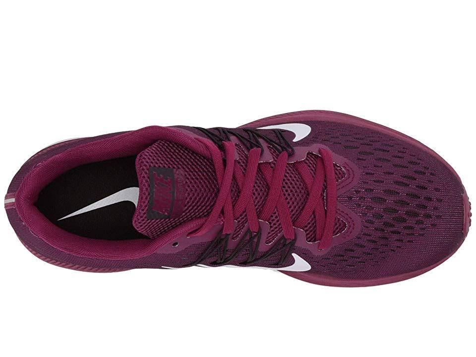 Zoom 6 Winflo Scarpa Berry Running Da 5true 5 Nike DonnaTaglia Air BerryTrue wkuiOPXTZ