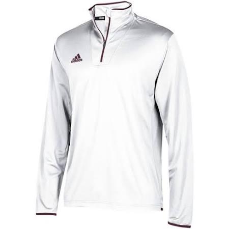 Adidas Herren Iconic Multi Reißverschlussoberteil Langärmliges Team sport Vierteiliges Knit Für zzY6rCxq