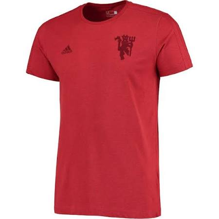 Manchester Melange Scarlet Tee United Adidas Graphic AqdwFfAz