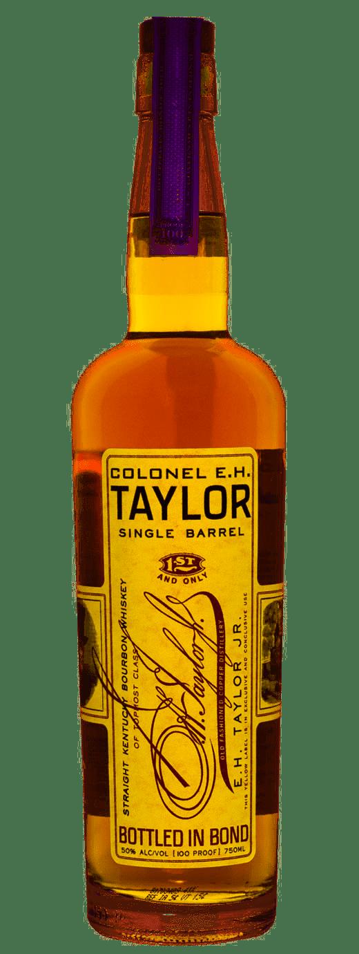 E.H Taylor Single Barrel Bourbon