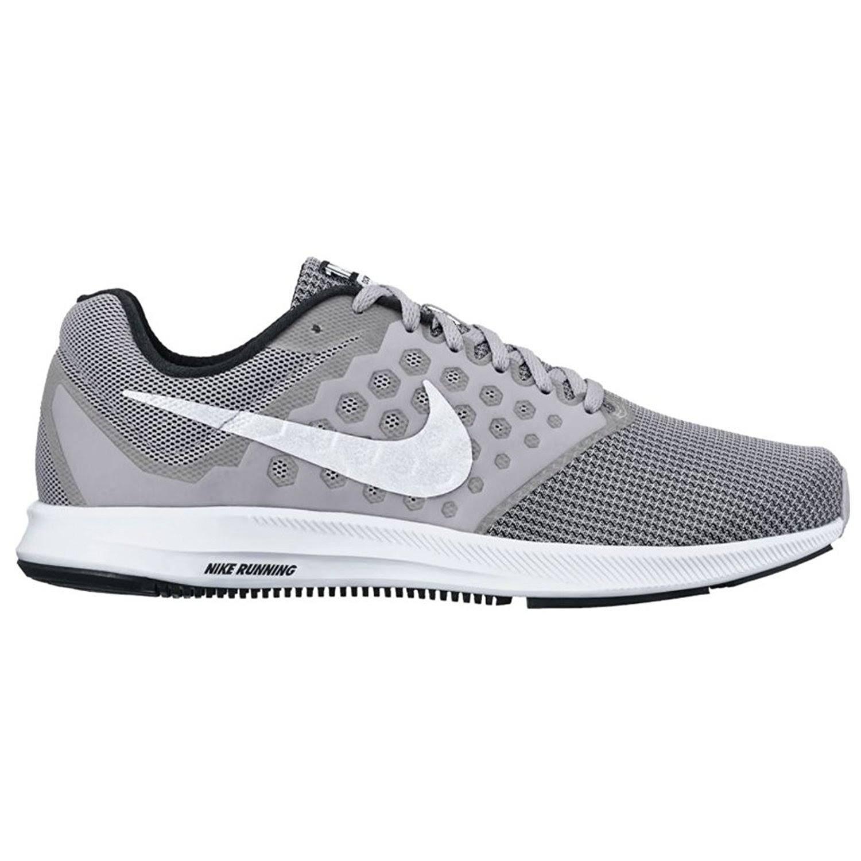 Blanco 7 Nike 10 Negro Downshifter 852459 5 Gris Hombres Zapatillas Correr 007 Wolf De Tamaño q0Z5x0TR