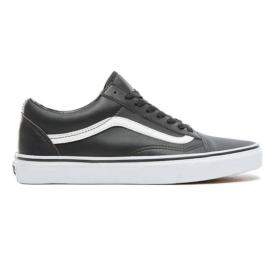 Classic black White Skool Tumble true Old Vans Schuhe f4wpFxpa