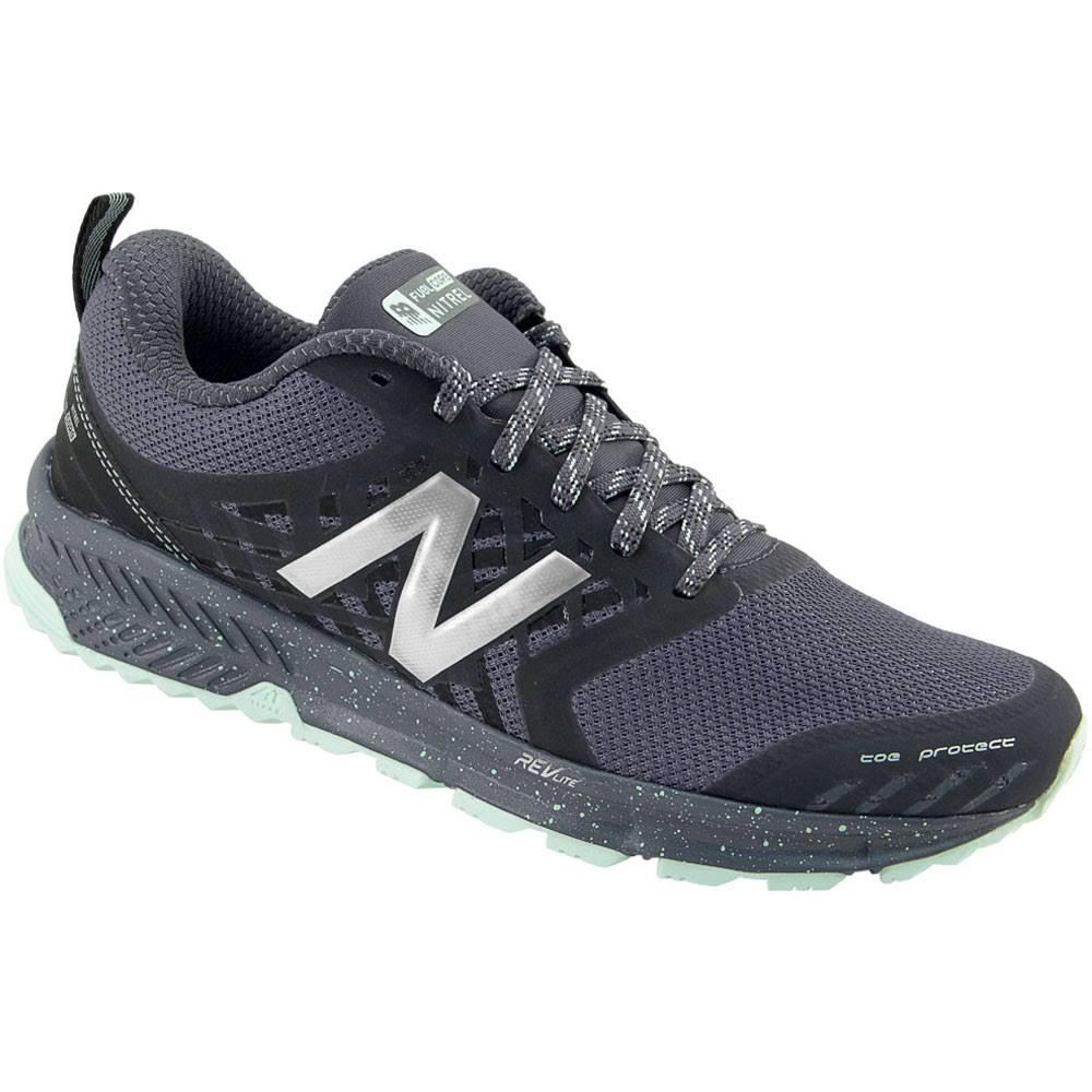 Para Trail Wtntrlt1 Mujer 5 9 Balance New Negro Runner 85EWInXxq