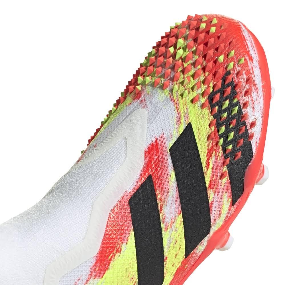 Adidas Kids Predator Mutator 20  FG White Core Black Pop