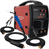 Weldman Spawarka Micro Mig 205 Flux Mma Mag 200A