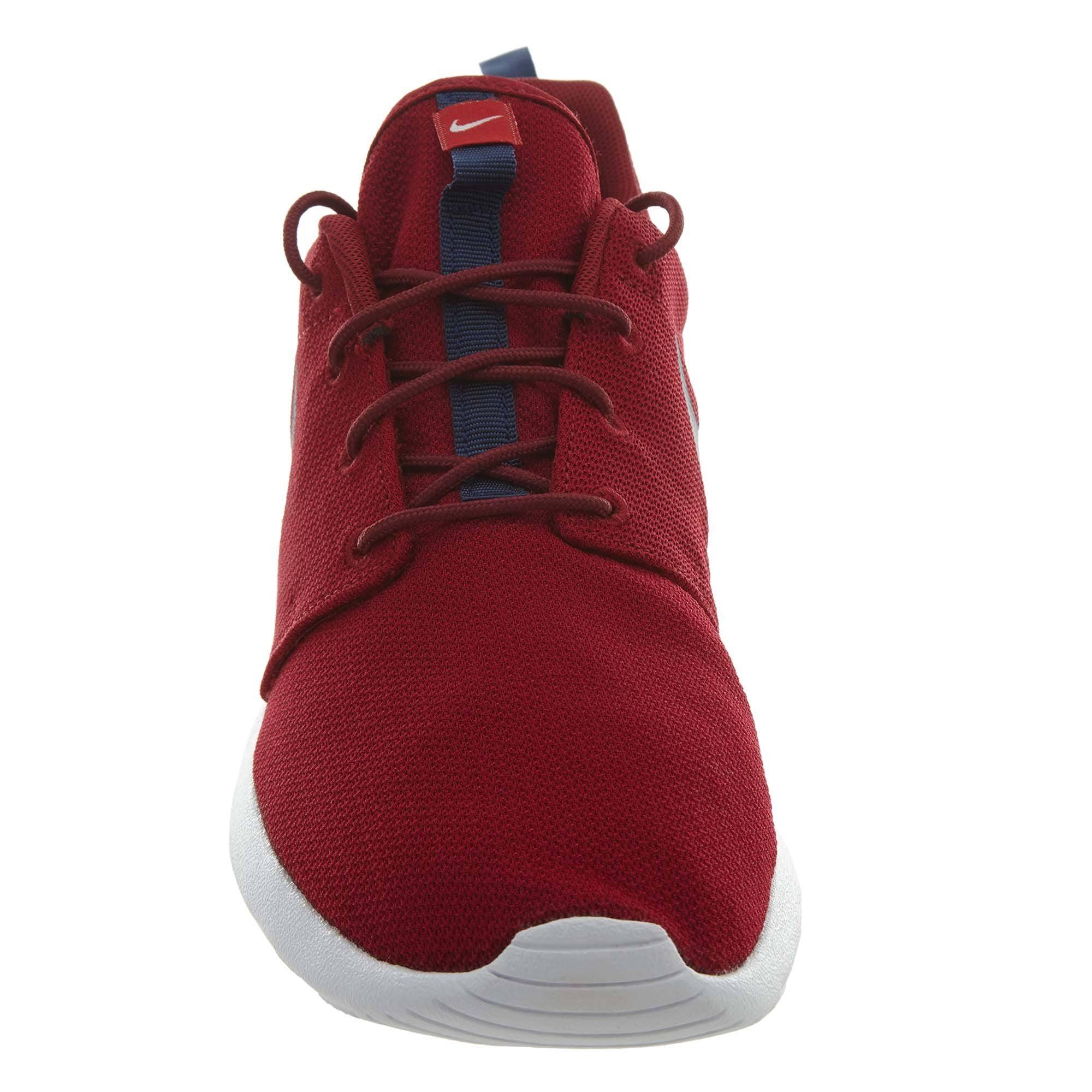Mens 511881 Style Nike Midnight One Red Roshe Crush Navy 10 axUnwgFq