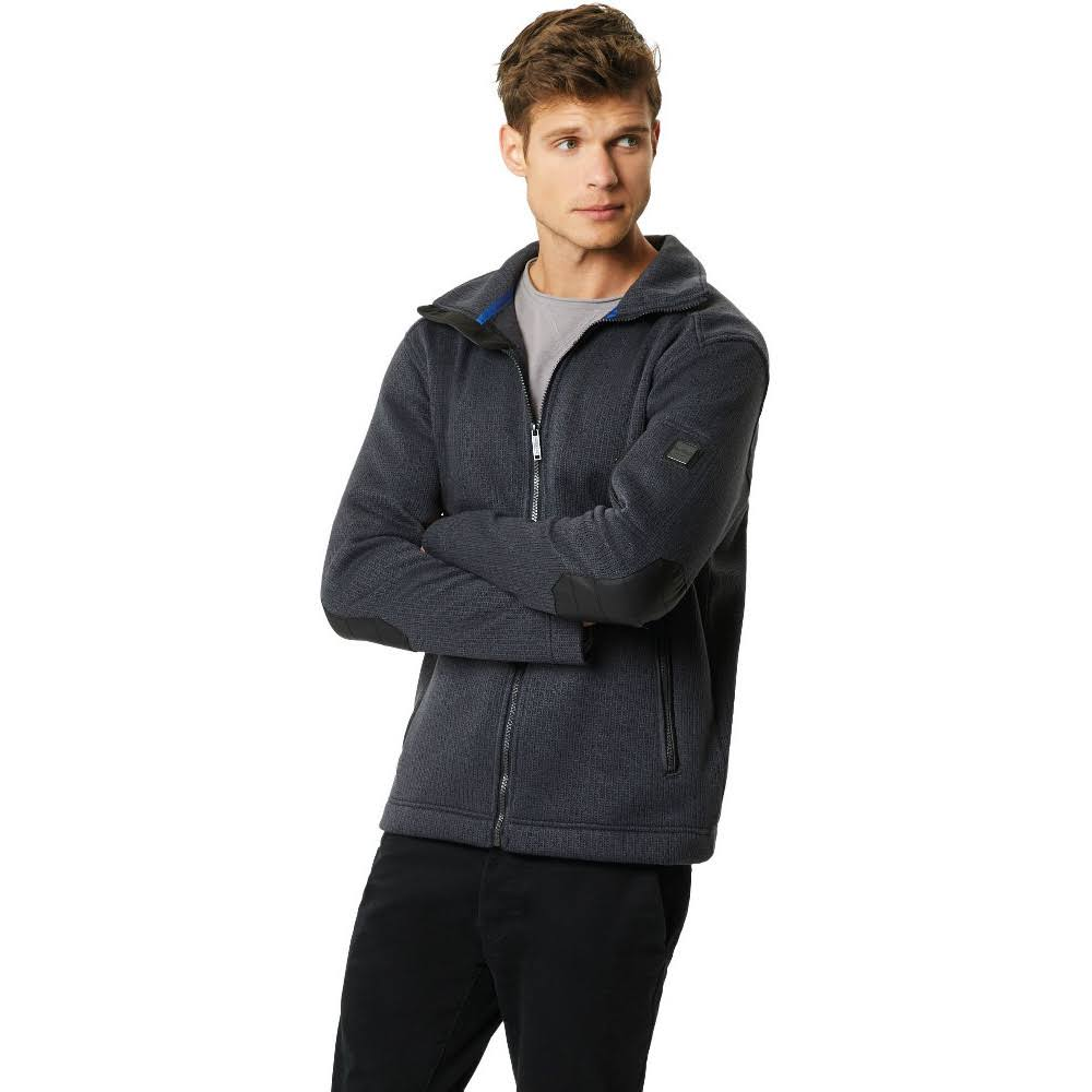 Cathan Regatta Fleece Seal Full Grey Zip Bdrnd7q6