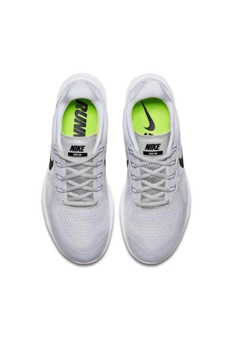 40 Platinum Free Eu 2017 pure Herren Rn Platinum Elfenbein Nike black Laufschuhe white pZUqw6W64