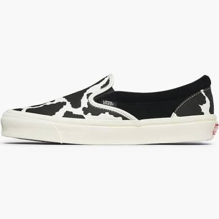 Lx 10 Classic Vault Schwarz Slip Og 5 Male on Us Sneaker Vans pqXxw87nw