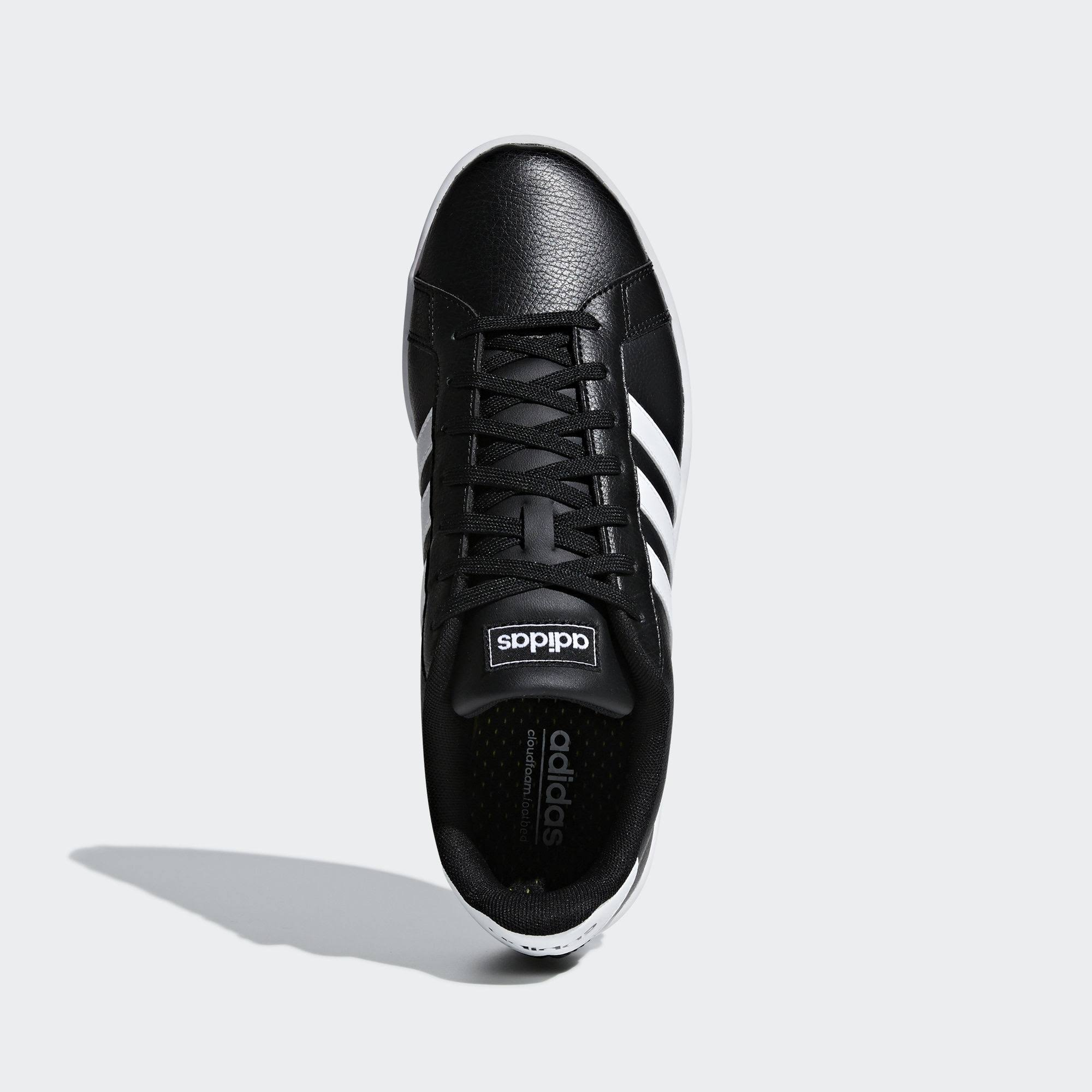 5nero Grand Sneaker Courtmisura11 Adidas uomo iOkwPXZTu