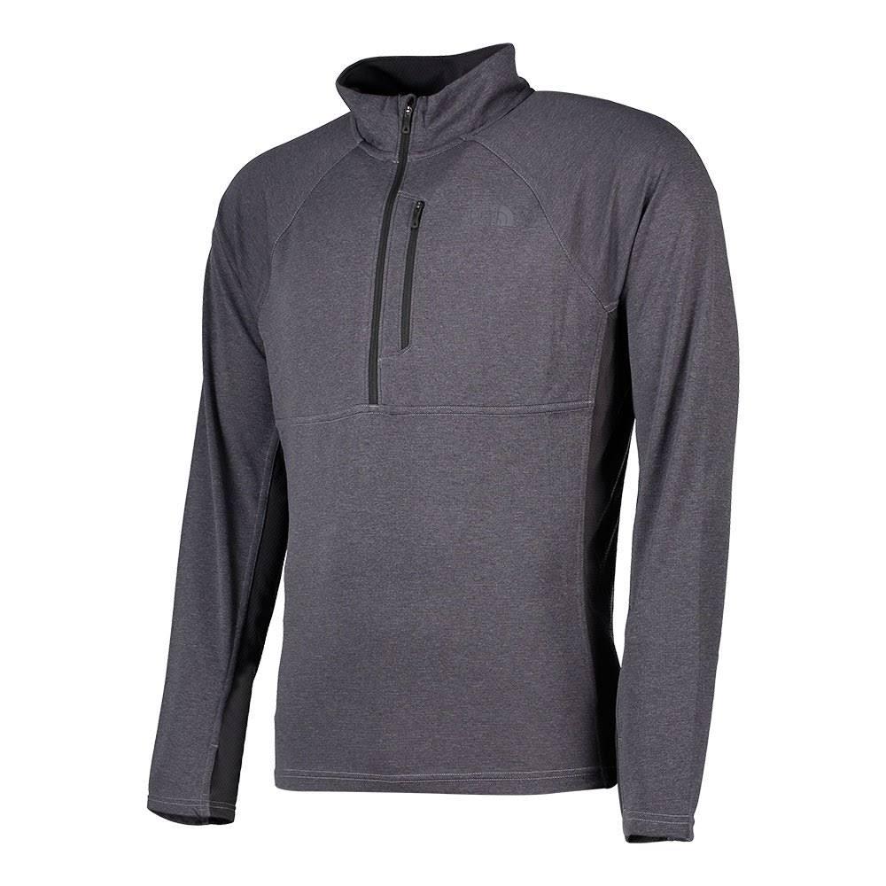 Zip Face M The Fleece Ambition 1 4 Grau North XwSxpS85