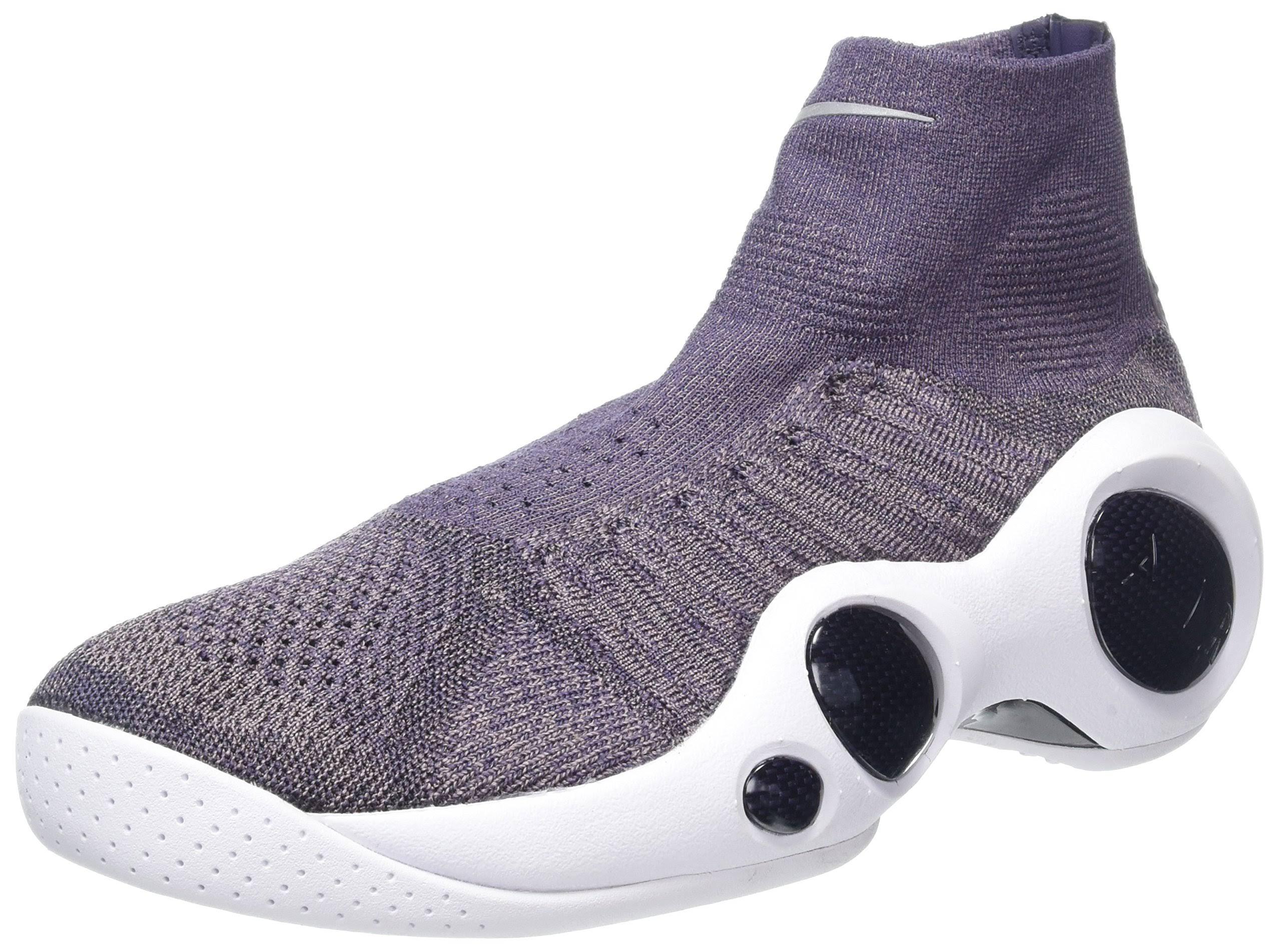 8 Grey 5 Men's Nike Purple Basketball Taupe Shoe Men Bonafide Raisin Flight Us dark qznIaBw