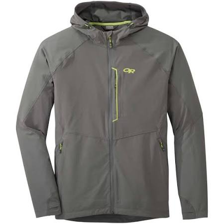 Xxl Ferrosi Outdoor Pewter Research Lemongrass Hooded Ofww8q