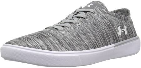Armour Shoes Kids Low Gray Lightweight School Under 12 Overcast Colores Kickit2 Grade White Rhino da5g50wq