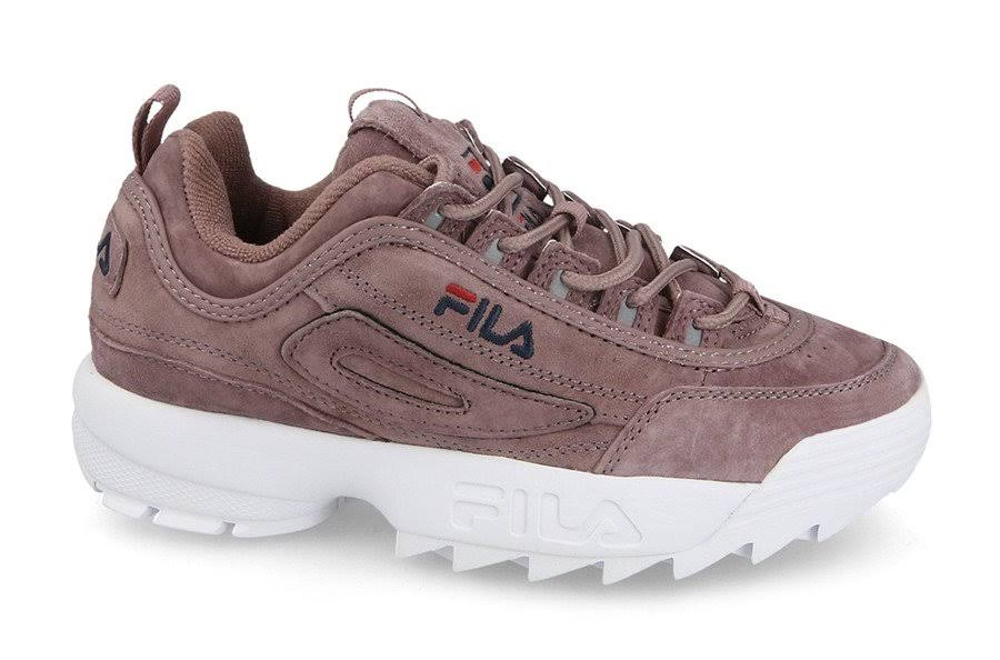 S Sneakers 1010436 Disruptor Low Women's Shoes Fila 70w FUWqOqf8w