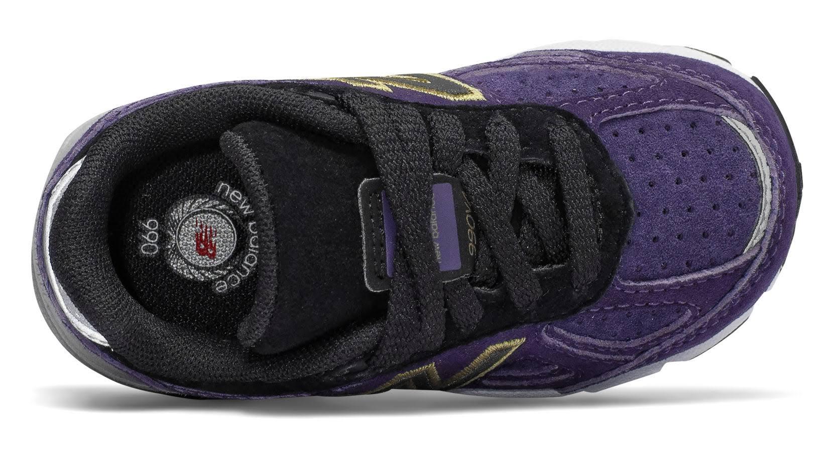 Indigo Para New Negro Balance Salvaje Zapatos 990 4 Tamaño Kj990b4i001 Pequeñas Niñas UPCqp