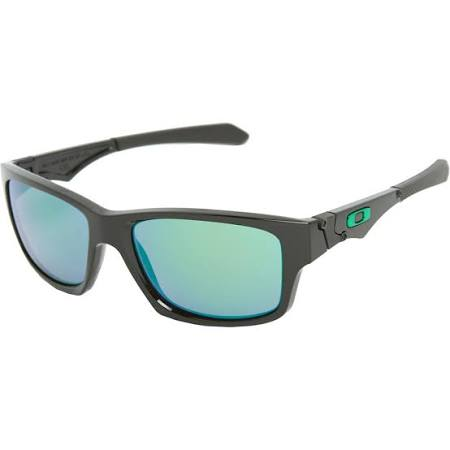 objektiv iridium Poliertes Schwarzes Jupiter Gestell Squared Sunglasses Oakley Jade q0f8n1