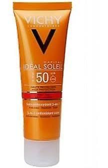 50 Spf aging 1 Farbe 3 Mit Anti Soleil Von Ideal Ml In Vichy OZnzqvBO
