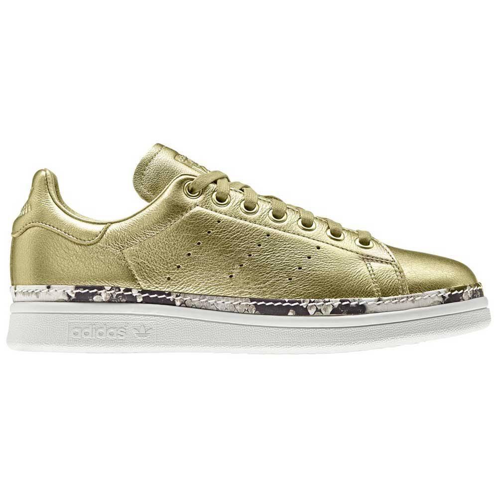 Smith 38 Stan Adidas Originals Eu Bold Dourada Nuovo L4jR5A
