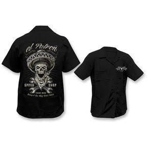 Lethal El Threat Work Camisetas Patron wwYrq61