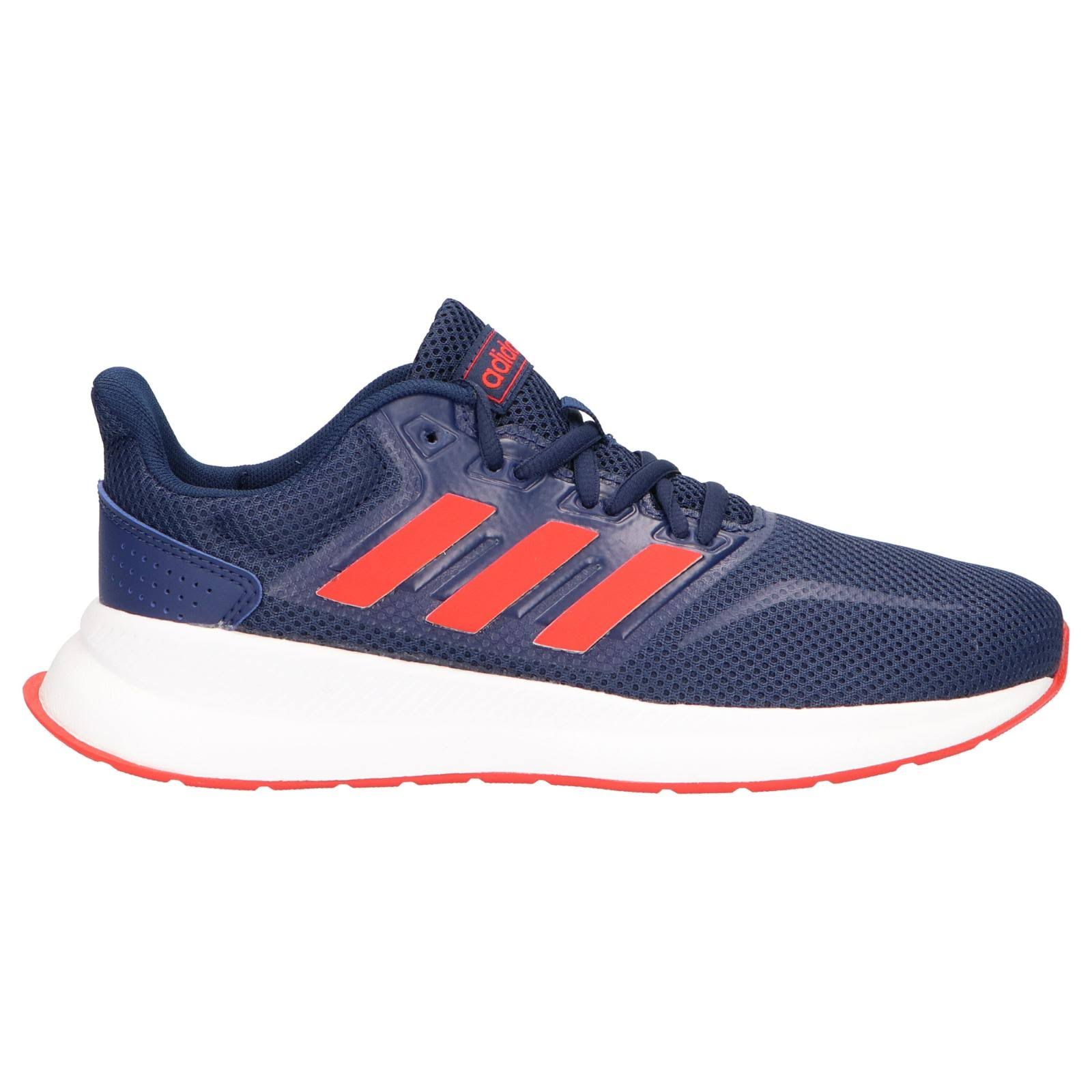 Sports shoes for Women and Boy and Girl ADIDAS F36543 RUN FALCON MARINO