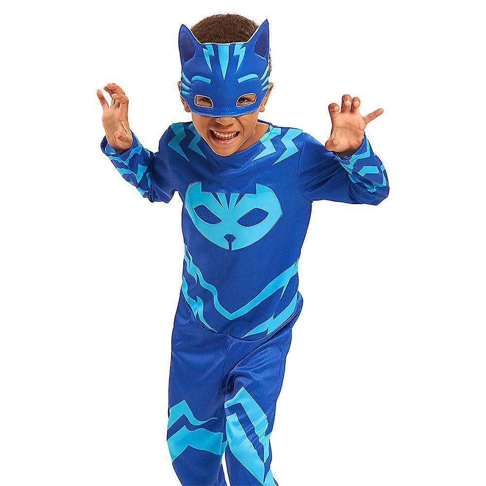 Conjunto Pj Color En Un Disfraces De Cat Masks Boy qEOq8rx