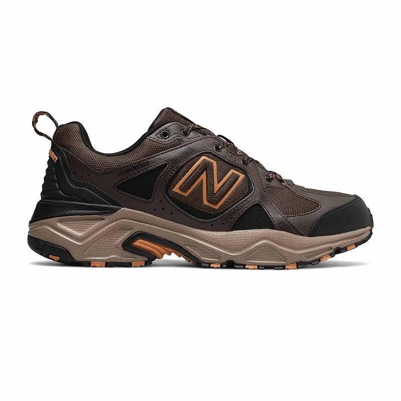 Zapatillas 7 Terrain De Negro New Running Hombre Medianas All Para Marrón 481 Balance wTwqP4Rr