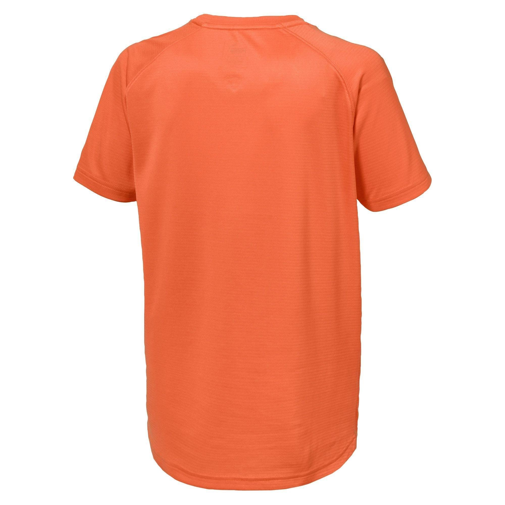 Kurzärmeliges Orange Energy Polyester T Kinder Puma 8j 128 rRCXr5xqw