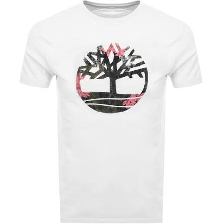 River Blanco Camiseta Manga Corta Kennebec Temporada Timberland De r0qF8Yqwg