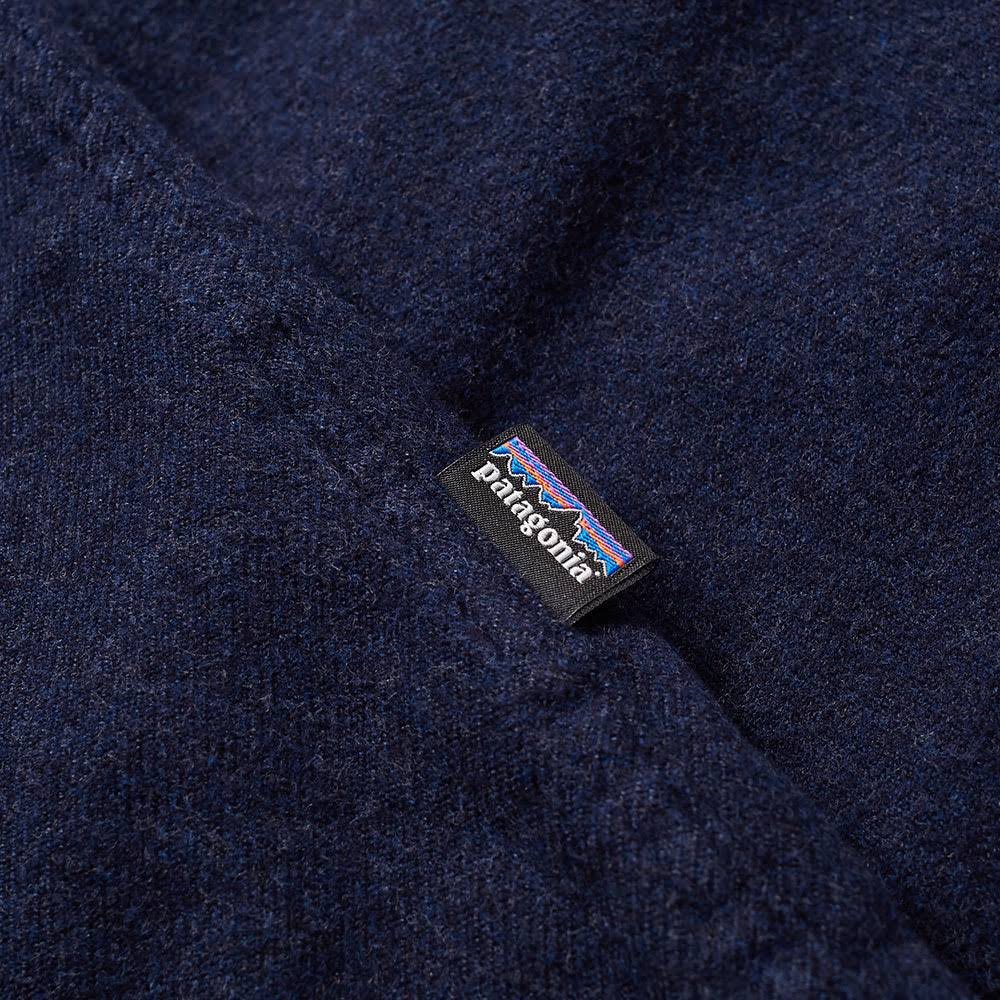 Marino De Camisa Patagonia Marino Azul M Fiordo Franela FwOdOX